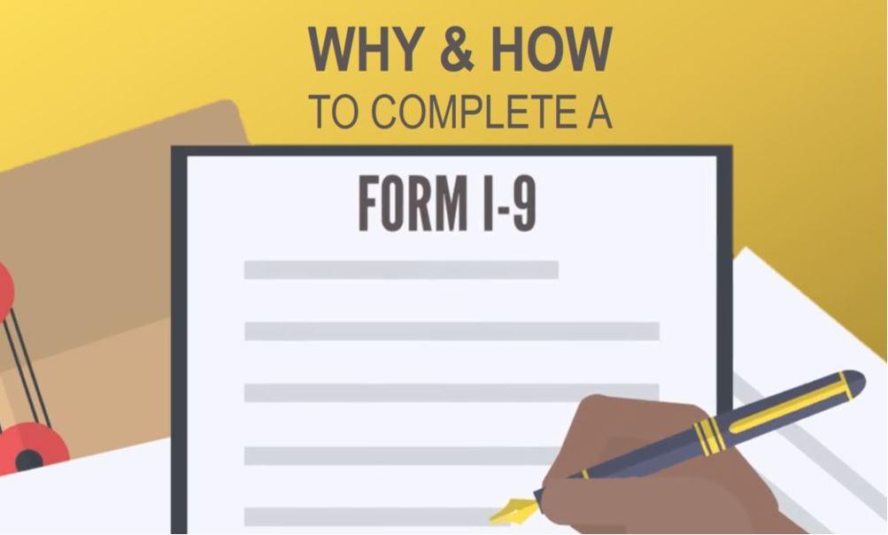 Form I9 Video